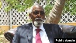 Guddoomiyaha Baarlamaanka,Mr Jawaari