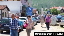 Viši nivoi vlasti nisu do sada ništa značajnije uradili da se pozabave ovim problemom: Mirhunisa Zukić; Međugorje, ilustrativna fotografija