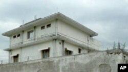 파키스탄 아보타바드시에서 발견된 빈 라덴 생존 당시 은신처