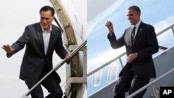 Romney & Obama