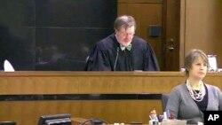 James Robart, sudija federalnog suda, čijom je odlukom zaustavljena primjena izvršne naredbe predsjednika SAD Donalda Trumpa