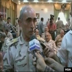 Načelnik Generalštaba Iračke vojske, general Babakir Zebari