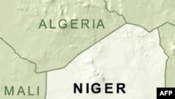 Nổ súng gần dinh Tổng thống ở Niger