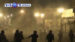 Protests continue in Egypt against President Morsi's decision to seize more power.