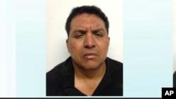 """Miguel Angel Trevino Morales, pemimpin kartel narkoba """"Zetas"""" ditangkap oleh pihak berwenang Meksiko di kota perbatasan Nuevo Laredo, Senin (15/7)."""