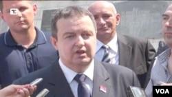 Ivica Dačić, premijer Srbije (arhivski snimak)
