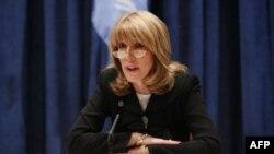 Phó Tổng Thư Ký Liên Hiệp Quốc về các vấn đề pháp lý Patricia O'Brien