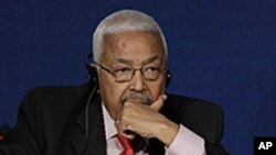 Former President of Cape Verde Pedro Verona, who was awarded a $5 million prize for good African governance for turning his small island nation into a model of democracy, stability and prosperity. (file photo).