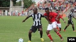 IBosso inqobe iqembu leTsholotsho FC.