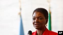 联合国人道主义事务负责人瓦莱丽•阿莫斯