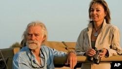 Filmmakers Dereck and Beverly Joubert