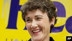 Heather Wilson es rectora de la South Dakota School of Mines y Technology desde 2013.