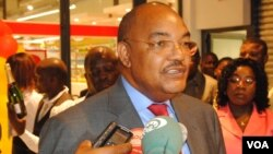 Angola Kwanza Sul vice governador Franklin Fortunato e Silva