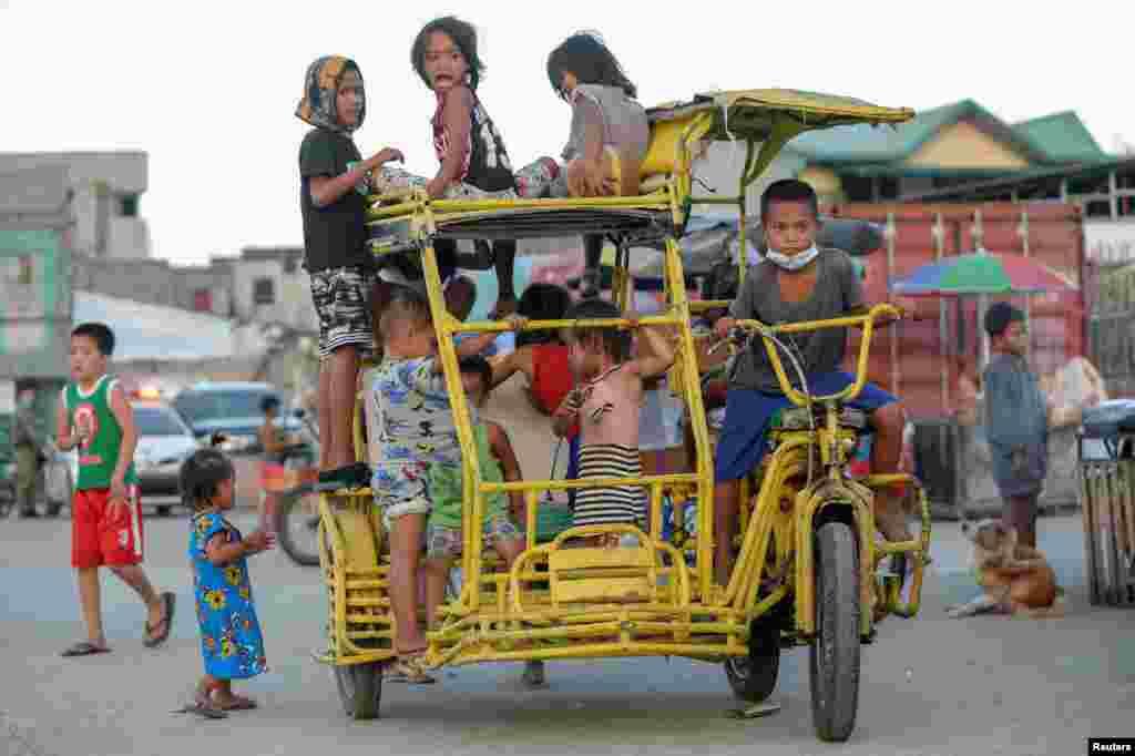 Filippin - Manilada