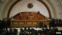 La nueva Asamblea Nacional, para la cual fue electo el diputado Pilieri, asumió el 5 de enero de 2011.