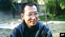 The U.S. is concerned about the detention of Chinese dissident Liu Xiaobo among others.