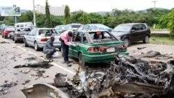 رییس جمهوری نیجریه: تروریست ها مسئول انفجارهای مرگبار هستند
