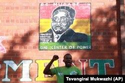 Zimbabwe Mugabe Birthday