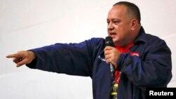 El representante del Poder Legislativo anuncia captura contra opositores venezolanos