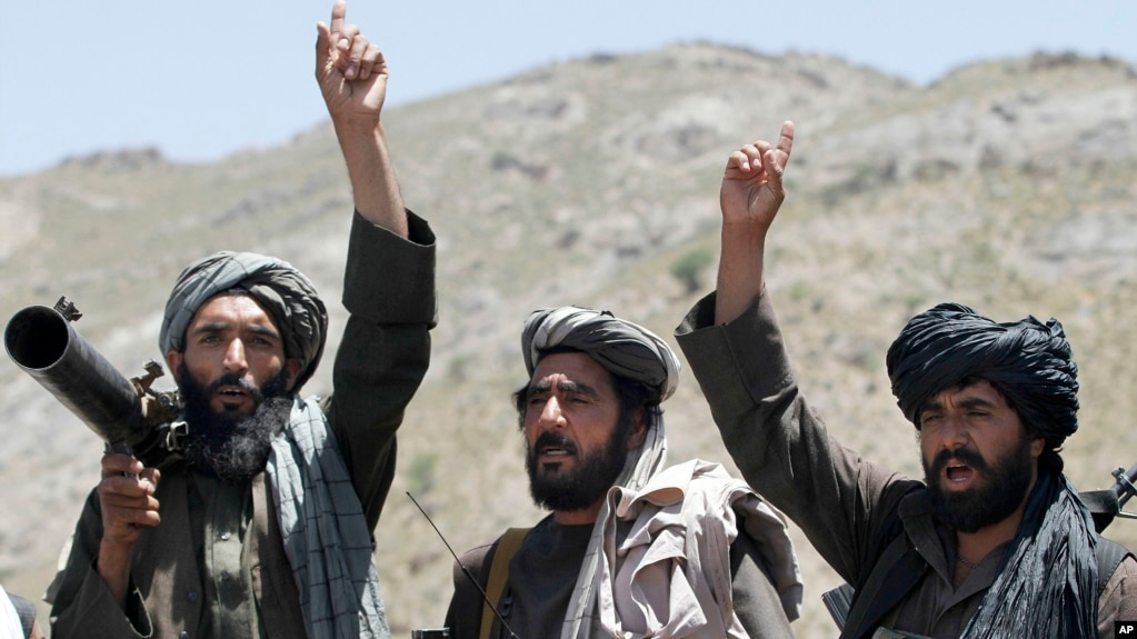Can Flourishing Islamic State Be Stopped in Afghanistan?