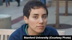 Maryam Mirzakhani, perempuan pertama peraih Fields Medal, penghargaan bergengsi bidang matematika (foto: dok).