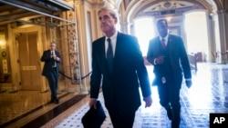 Công tố viên đặc biệt Mueller tại Điện Capitol tháng 6/2017