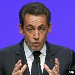 'Sarkozy Türkiye'yi AB'de İstemeyenleri Etkilemek İstedi'