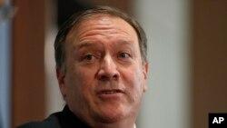 Giám đốc Cơ quan Tình báo Trung ương Mỹ Mike Pompeo.
