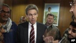 Ðại sứ Hoa Kỳ tại Libya Christopher Stevens