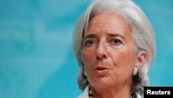 La directora del FMI, Christine Lagarde, entregó el diagnóstico de la economía de Estados Unidos para 2013 y 2014.