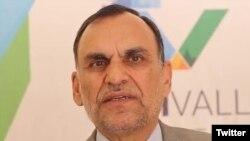 وفاقی وزیر برائے سائنس اور ٹیکنالوجی اعظم سواتی (فائل فوٹو)