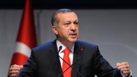 Thủ tướng Thổ Nhĩ Kỳ Recep Tayyip Erdogan nói việc bố trí phi đạn Patriot hoàn toàn chỉ có tính chất phòng vệ.
