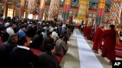 First Tibetan National General Meeting 2010