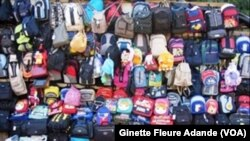 Reportage de Ginette Fleure Adande, correspondant à Cotonou pour VOA Afrique