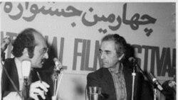 کامران شیردل و میکل آنجلو آنتونیونی