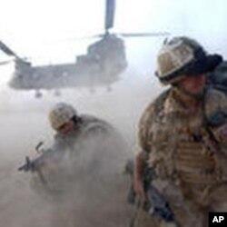 افغانستان میں امریکی فوج