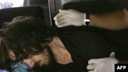 Katil Zanlısı Amerikalı İsrail'de Yakalandı
