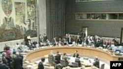 联合国安理会开会