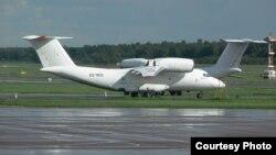 Самолет Ан-72. Аналогичный авиалайнер разбился сегодня в районе аэропорта Шымкента. Фото Courtesy of Wikimedia.org/Flickr