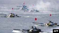 Vojne vežbe Rusije i Kine