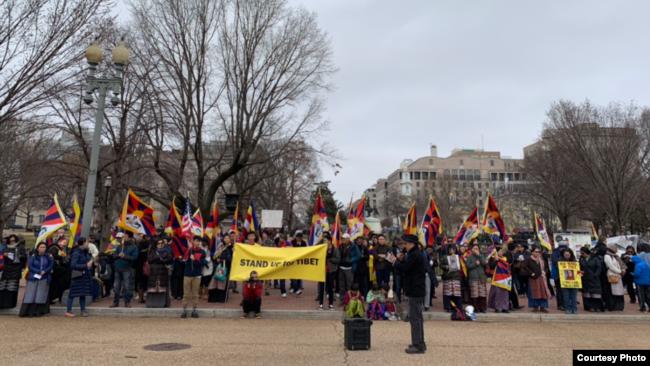 32名美国会议员发表联名信,敦促特朗普政府落实有关西藏的法律