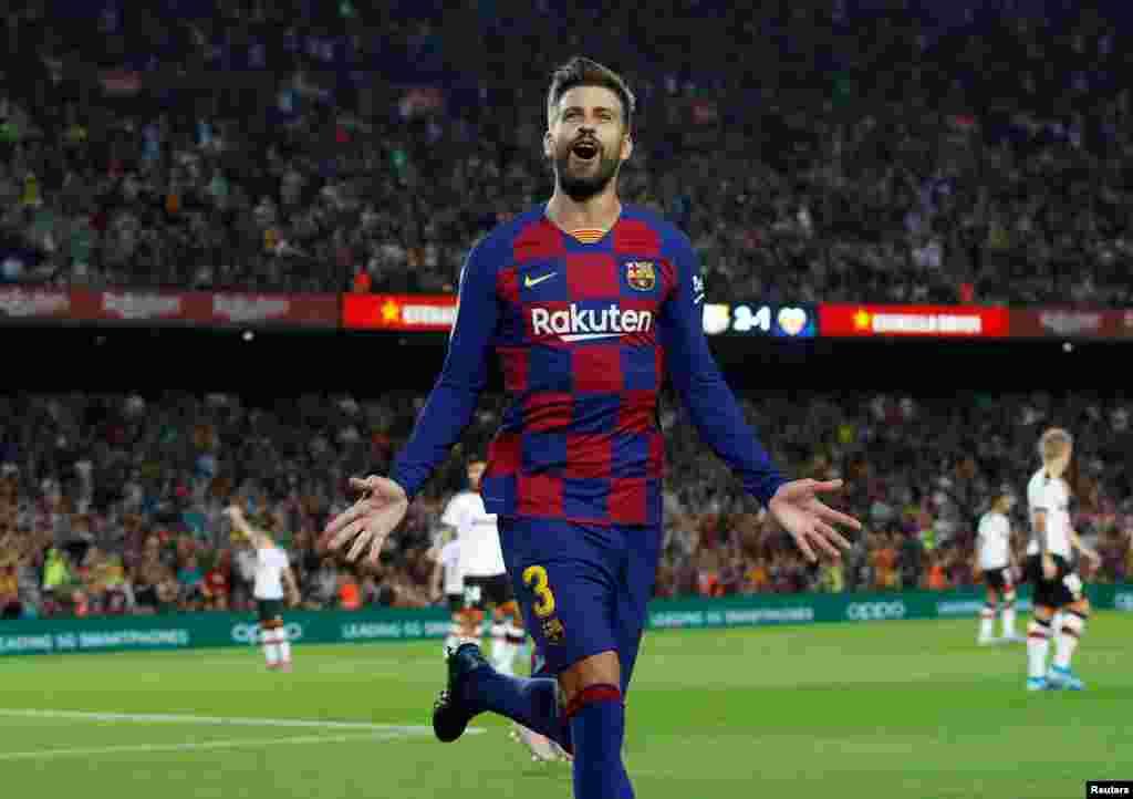 İspaniya - Barselona stadionunda