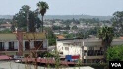 Cidade do Menongue (VOA / A. Capalandanda)
