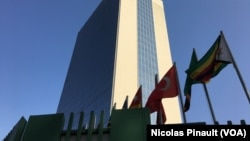 Sede do Banco Africano de Desenvolvimento em Abidjan