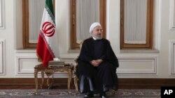 En junio, Irán derribó un dron de vigilancia militar estadounidense en el Golfo con un misil tierra-aire. Teherán dice que el aparato estaba sobre su territorio, pero Washington sostiene que volaba en el espacio aéreo internacional.