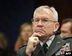 General Ronald Burgess
