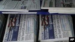 Викиликс објави доверливи американски информации