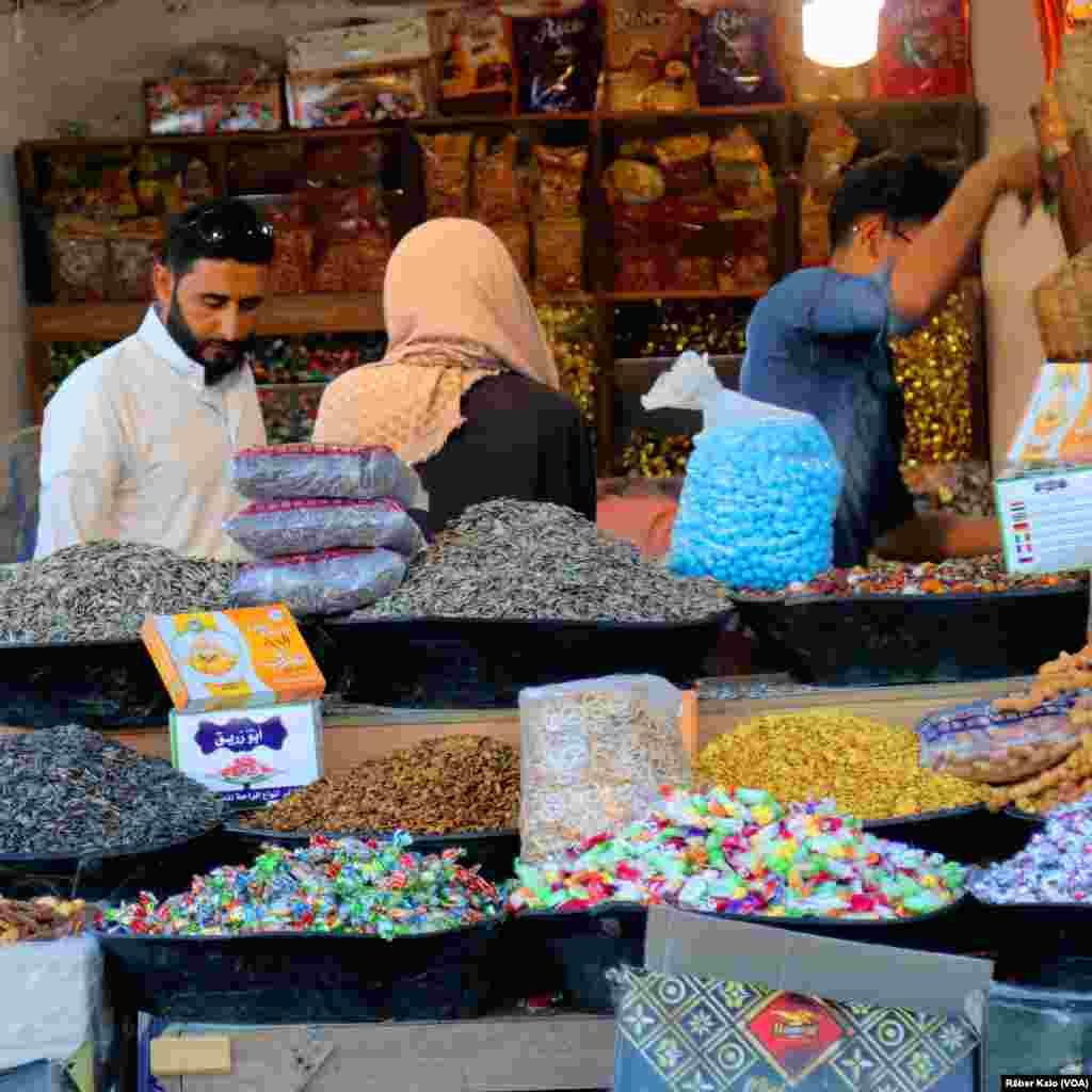Wêneyên Dawiya Meha Remezanê ji Bajarê Reqa
