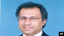 ڈاکٹر حفیظ شیخ وزیراعظم کے مشیر خزانہ مقرر