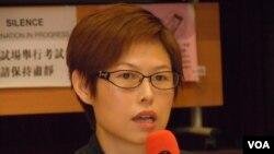 香港學生家長羅淑儀指出,國民教育可能帶來文革式批鬥